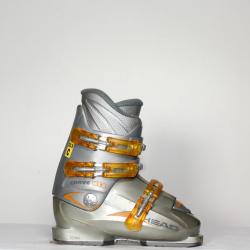 Jazdené bazárové lyžiarky HEAD Carve HT3 Grey/Orange