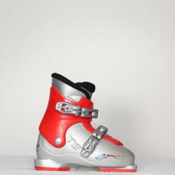 Jazdené bazárové lyžiarky SALOMON T2 Grey/Red