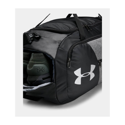 UNDER ARMOUR Undeniable Duffle 4.0 MD Graphite Medium Heather/Black