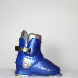 Jazdené bazárové lyžiarky TECNO Pro T40