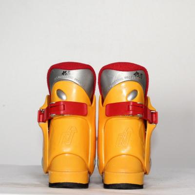 NORDICA Orange/Red