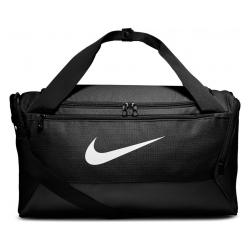 Športová taška NIKE Brasilia S 9.0 Black / White