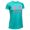 UNDER ARMOUR Solid Big Logo Blue/Pink