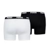 Puma Boxer White/Black 2-pack