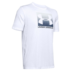 UNDER ARMOUR Boxed Sportstyle SS White