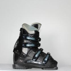 Jazdené bazárové lyžiarky NORDICA Trend CX Black