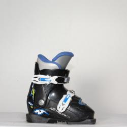 Jazdené bazárové lyžiarky NORDICA GP T2
