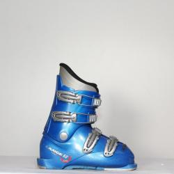 Jazdené bazárové lyžiarky LANGE 60 Team Blue/Grey