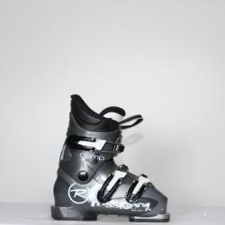Jazdené bazárové lyžiarky ROSSIGNOL Comp J Grey