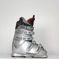 Jazdené bazárové lyžiarky HEAD Edge Pro Grey