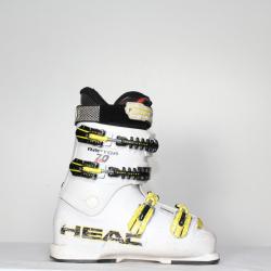 Jazdené bazárové lyžiarky HEAD Raptor 70