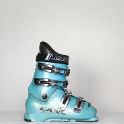 Jazdené bazárové lyžiarky LANGE Team Pro Blue