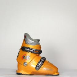 Jazdené bazárové lyžiarky TECNICA TJR Super Orange III