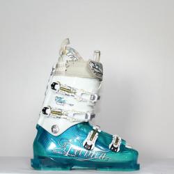 Jazdené bazárové lyžiarky TECNICA Inferno Crush White/Blue