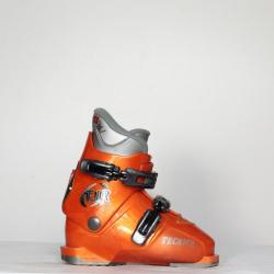Jazdené bazárové lyžiarky TECNICA TJR 2 Super Orange