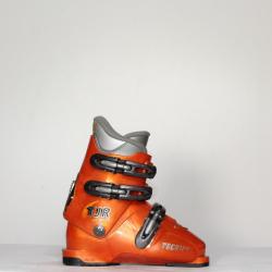 Jazdené bazárové lyžiarky TECNICA TJR 3 Super Orange
