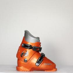 Jazdené bazárové lyžiarky TECNICA TJR Spirit Orange