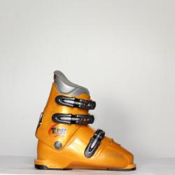 Jazdené bazárové lyžiarky TECNICA TJR Super Orange II