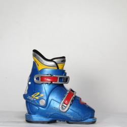 Jazdené bazárové lyžiarky NORDICA 0,2 Super Blue/Red