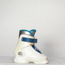 Jazdené bazárové lyžiarky NORDICA 117