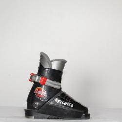 Jazdené bazárové lyžiarky TECNICA Racer