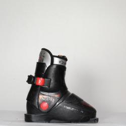 Jazdené bazárové lyžiarky DALBELLO SX 1,0 Black