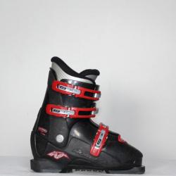 Jazdené bazárové lyžiarky NORDICA GP T3 Super Black