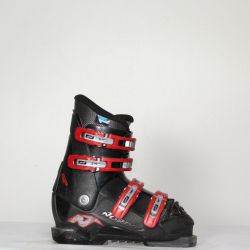 Jazdené bazárové lyžiarky NORDICA GP Black