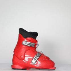 Jazdené bazárové lyžiarky Salomon Performa T2 Red