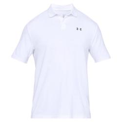 Tričko UNDER ARMOUR Performance Polo 2.0 White