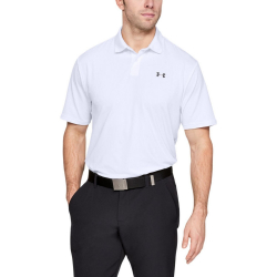 Tričko UNDER ARMOUR Performance Polo 2.0 White
