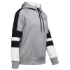 UNDER ARMOUR Rival Fleece LC Logo Hoodie Grey