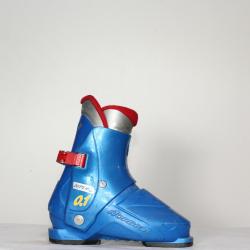 Jazdené bazárové lyžiarky NORDICA Super 0,1 Blue/Red