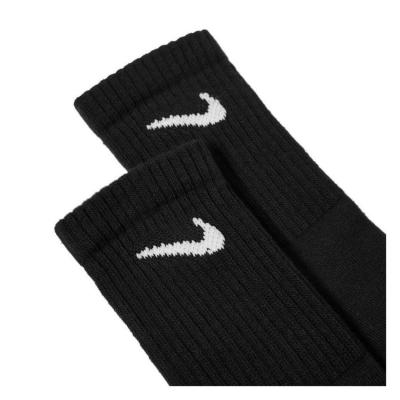 Ponožky NIKE U NK Everyday Cush Crew 3-Pair Black