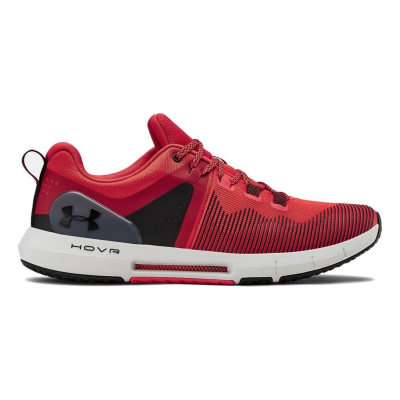 UNDER ARMOUR HOVR Rise Red/Grey