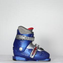 Jazdené bazárové lyžiarky DALBELLO CX2 Equipe blue