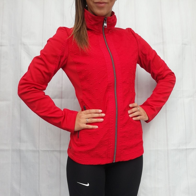 Mikina LUHTA Haaga Red Červená XL