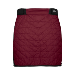 Zateplená sukňa CAMPAGNOLO WMN Skirt Red