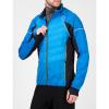 CAMPAGNOLO MAN Jacket Fix-Hood Blue