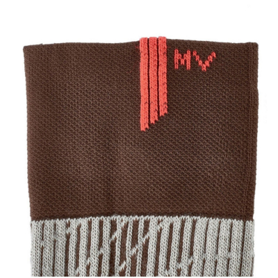 SIDAS Ski Merino Brown/Grey