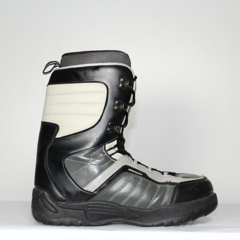 Jazdené Snowboardové topánky WORKER Grey/Black/White 29.5