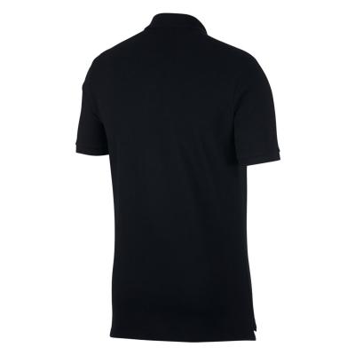 NIKE M NSW Polo PQ Matchup Black