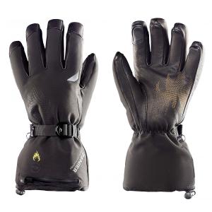 Vyhrievané rukavice ZANIER Heat.STX Black