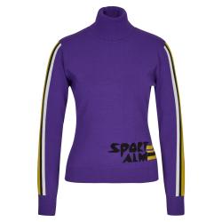 SPORTALM Chenila Purple