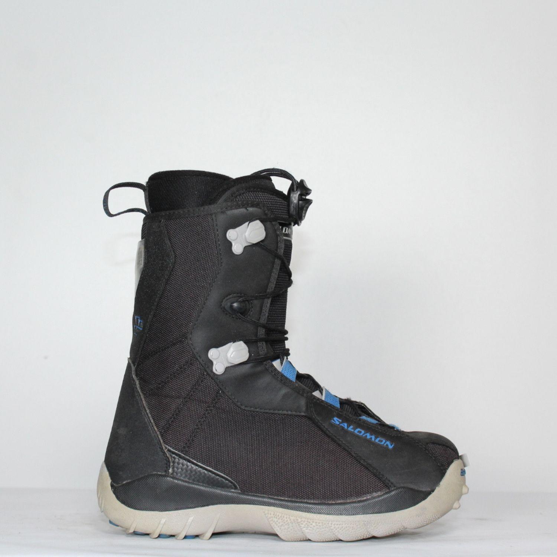 Jazdené Snowboardové topánky SALOMON Kamooks 24.5