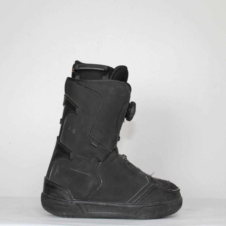 Jazdené Snowboardové topánky HEAD Black 22.5