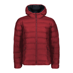 Bunda CAMPAGNOLO MAN Jacket Fix Hood Red