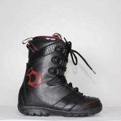 Jazdené Snowboardové topánky NORTHWAVE TF Black/Red