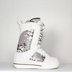 Jazdené Snowboardové topánky NITRO Vita TLS White