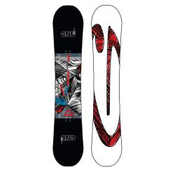 Snowboard GNU Asym Carbon Credit BTX